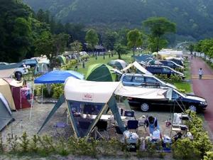 キャンプイン海山 オートキャンプ場