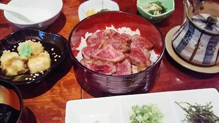 ☆「松阪牛のひつまぶし」ご膳のご案内☆
