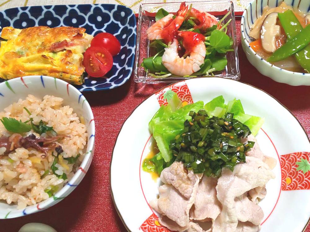 ☆2021年4月のお食事会の日程☆