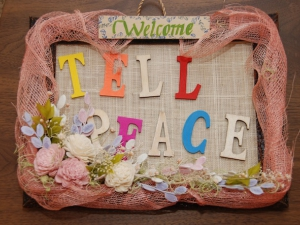 Tell peace