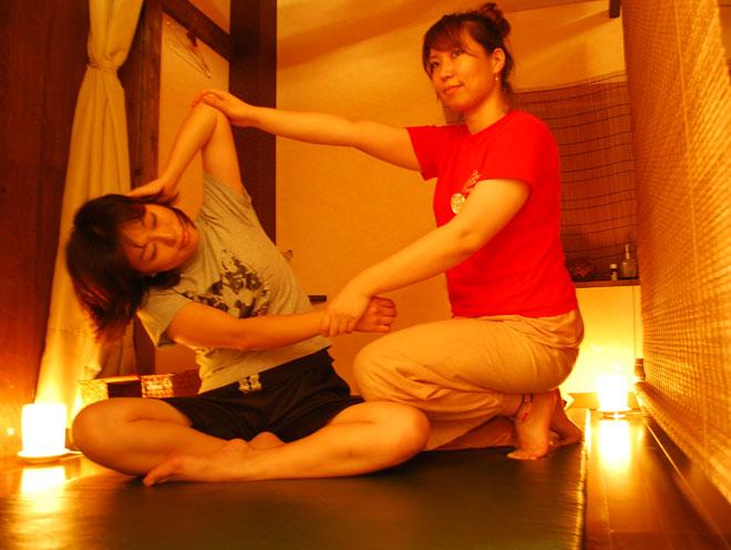 KOIヨガタイ古式マッサージスクール